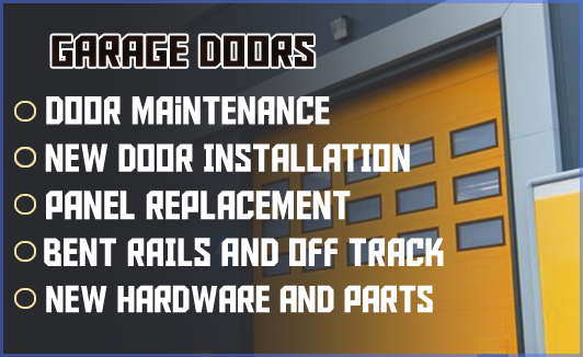 Garage Door Installation Wildomar